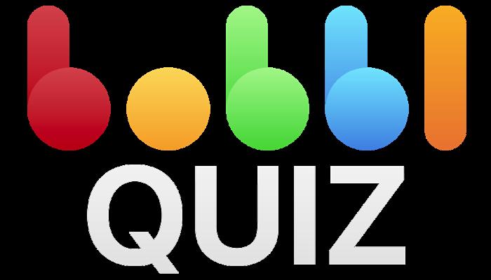 bobbl QUIZ logo
